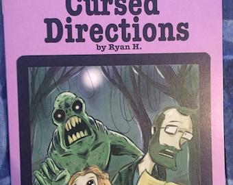 Slackmatic Adventures #1:Cursed Directions