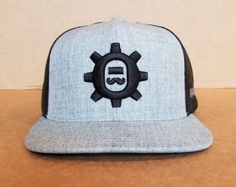 Maker Table Trucker Hat - Flat Bill, Snapback, Merch