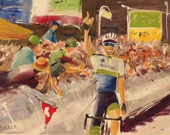 Late Stages; Vuelta a Espana