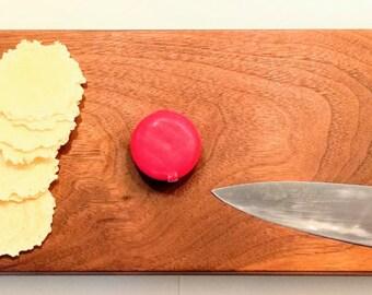 Highly Figured Black Walnut Cheese/Charcuterie/ Dessert Board