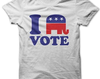 Republican Vote Shirt