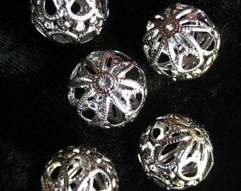Filigree Beads CASABLANCA  for torch firing