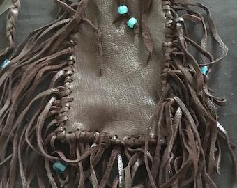 Native American Cross-body Purse
