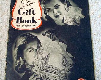 Star Gift Book, Book No. 31, Vintage 1944, American Thread Company