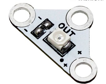 Electro-Fashion, Light Level Detector Sewable electronics e-textiles e textiles