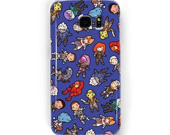 Mass Effect Pattern ~ Andromeda ~ iPhone / Samsung Galaxy Phone Case Cover