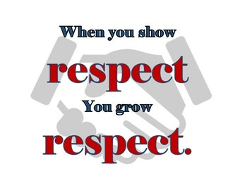 Respect print Employee engagement, printable Encourage one another, Teamwork work business wall decor, Office workplace decor, Success quote