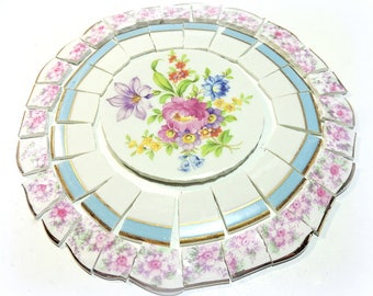 China Mosaic Tiles - PiNK RoSeS ARRaNGeMeNT ~ Mosaic Tiles