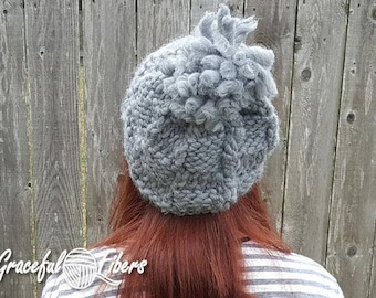 The Brick Hat Knit Pattern