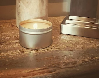 Pluviophile (Lover of Rain) Soy Candle