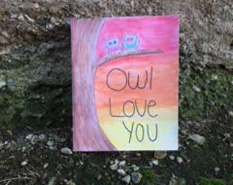 Owl Love You
