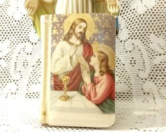 Vintage The Little Key of Heaven Prayer Book