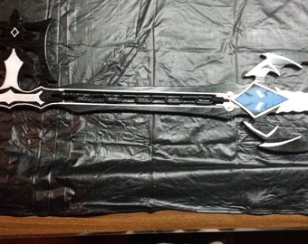 Kingdom Hearts Oblivion Keyblade
