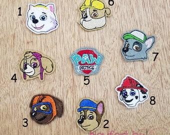 Super Pups Feltie (set of 4) UN-CUT