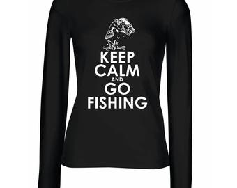 Women's Fishing Apparel Crew Neck T-Shirt - N4696M