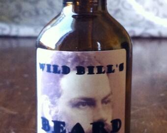 Wild Bill's Original Beard Oil, 2 oz. bottle