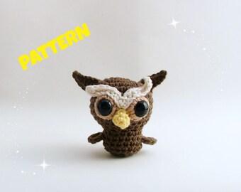 Amigurumi Owl Pattern, Crochet Owl Pattern, Crochet Amigurumi Pattern, Crochet Doll Pattern, Amigurumi Doll Pattern, Amigurumi Patterns
