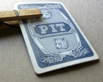 The Business World, Vintage Pit Cards, Set of 8