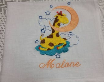 Baby blanket. Personalized blanket for your little one. For attractive baby blanket