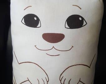 Cream Shiba Inu Pillow Pal