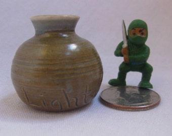 Lightning in a Bottle Miniature Vase