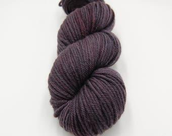 OOAK #4, Merino Worsted Hand Dyed Yarn