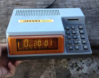 Signal-201 clock with programmable timer. Programmable control system. With universal power socket.