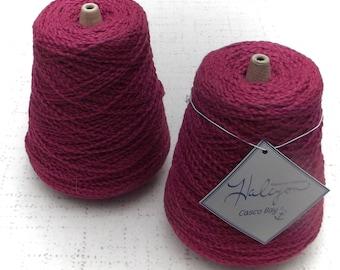 Halcyon Casco Bay Yarn, Cotton Rose, Destash Yarn