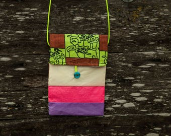 Lucky Break Adventure Pouch (Recycled Paragliders, Malawi, Africa)