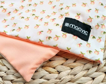 Pillow cover for pillow Maovic wit small peaches