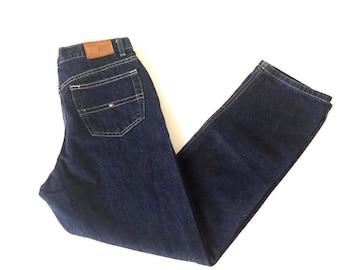 90's Tommy Hilfiger Jeans Boyfriend Straight Leg Jeans