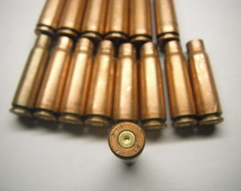 15  copper coated cartridge casings. SAFE AND INERT