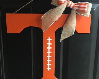 University of Tennessee door hanger