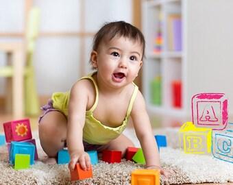 15 Toddler Creative Overlays