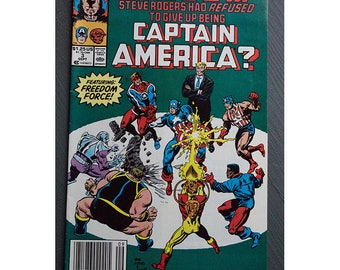 What If Number 3 1989 Captain America