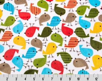 RKC Chick Cuddle Cherry Minky, Shannon Minky Fabric, Shannon Cuddle Minky,  Chick Cuddle Minky, Cherry Chick, Minky Fabric by the Yard