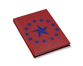 Nautical Stars Hardcover Sketchbook