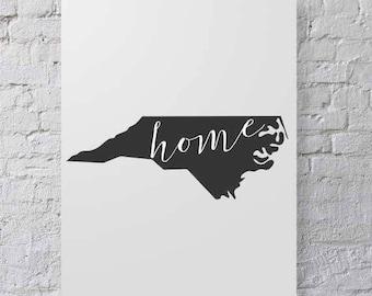 North Carolina - Home