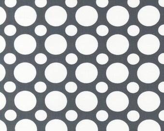 Kaufman Spot On Grey Cotton Quilt 1 yard