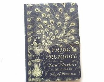 Jane Austen Pride and Prejudice Book iPad, iPad Air, iPad Pro case