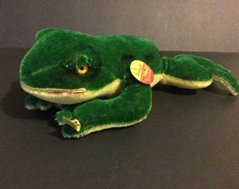 Steiff Froggy/Frog 1970s