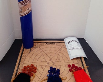 1985 Megiddo From the Sands of Time Game in Original Tube by Global Games
