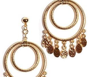 Edie Sedgwick Inspired Trensetter  earrings