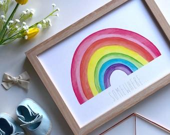 Print - Rainbow