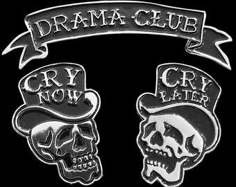 Drama Club Pin Set