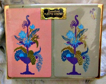 Fabulous Playing Cards-Never Opened