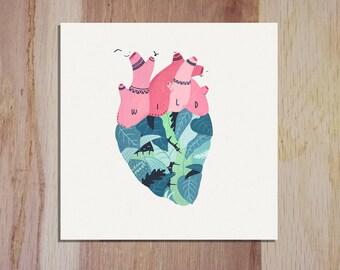Ilustración Corazón