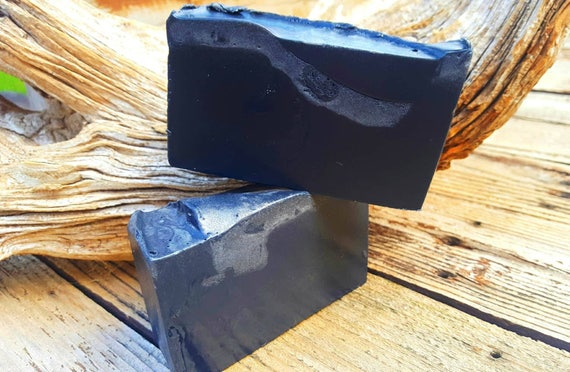 Activated Charcoal Goat's Milk Soap No Scent