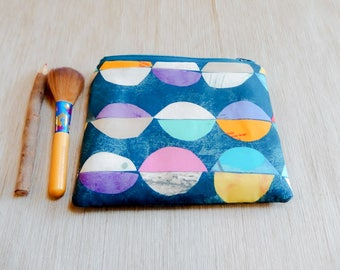 Make up Bag/ Mothers Day Gift/ gift for her/ Gift for Women/ Pencil Case/ Pouch/ Best Friend Gift/ Sister Gift/ Birthday Gift/ Mom Gift