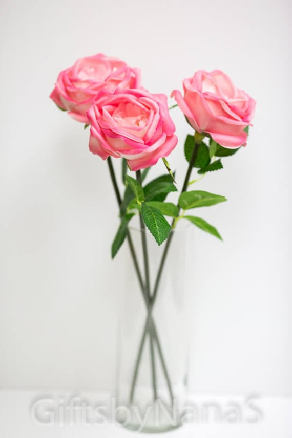 Pink roses silk real touch flowers real touch roses silk roses pink roses silk real touch flowers real touch roses silk roses wedding flowers silk flowers centerpiece flowers cheap silk flowers mightylinksfo